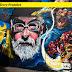 10 Fantásticos grafites de escritores famosos