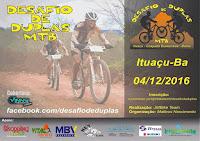 Desafio de Duplas MTB em Ituaçu