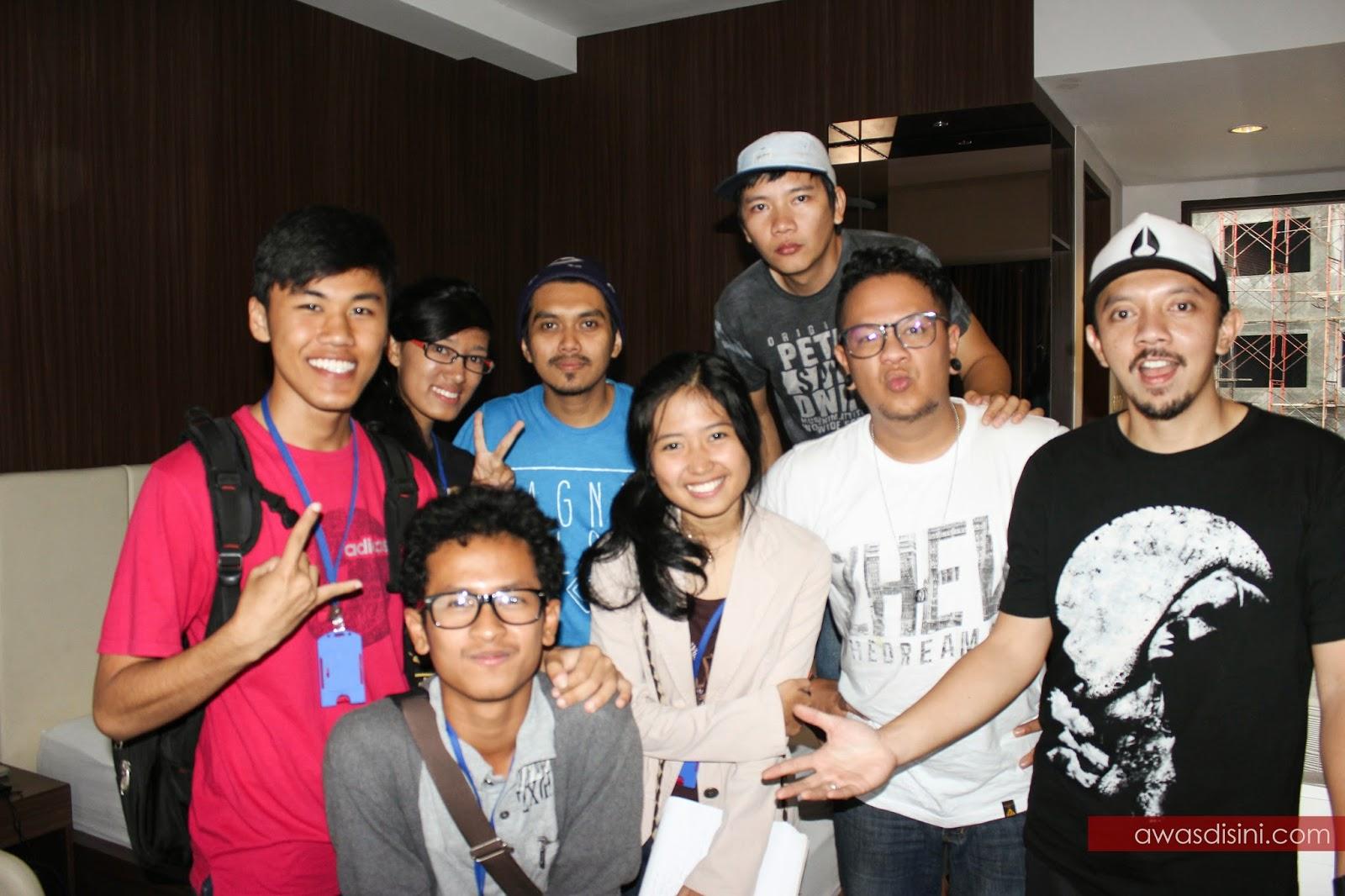 Apa Yang Rocket Rockers Lakukan di Kamar Hotel Anugerah Sukabumi?