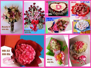 Toko Bunga Tanah Tinggi