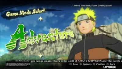 Download Game Naruto Senki Path of Strunggle 2 MOD Full Character Apk Terbaru