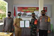 Kegiatan Karya Bhakti Kodim 1509 Labuha Tahun 2021 Resmi Dibuka Bupati Halmahera Selatan