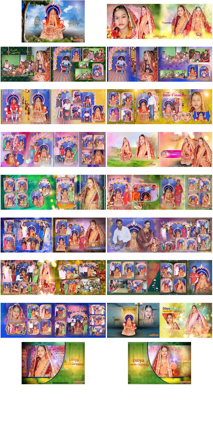 12x36, 12x36 Dm Design,12x18, Creative, Tranding, karizma Wedding Album,