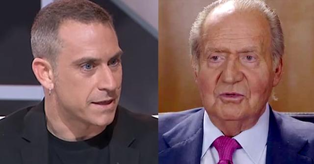Miquel Ramos y Juan Carlos