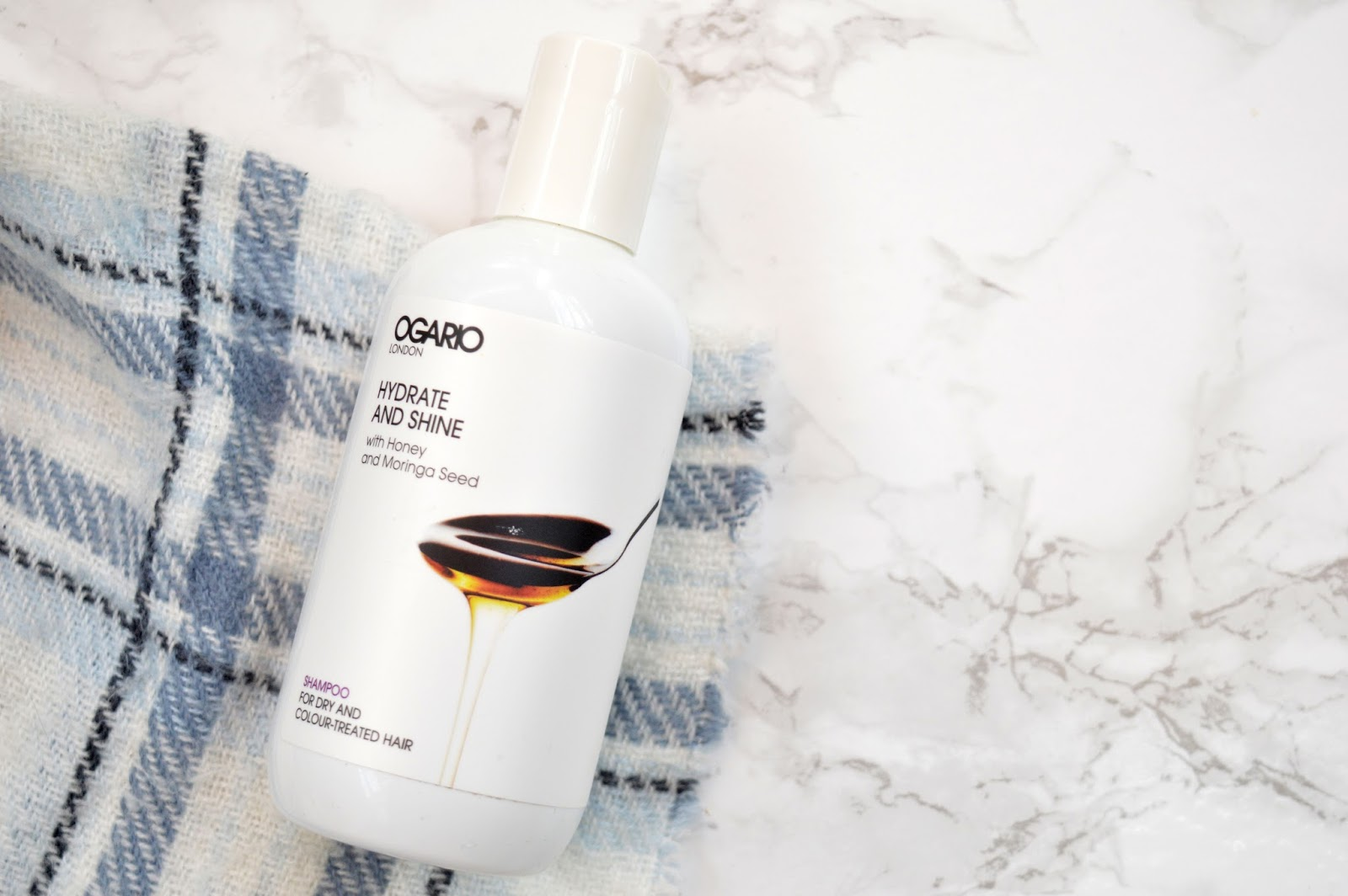 Ogario Hydrate and Shine Shampoo