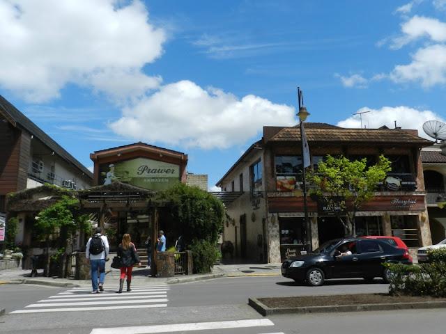 Atrações e lojas de chocolate em Gramado - Prawer e Florybal
