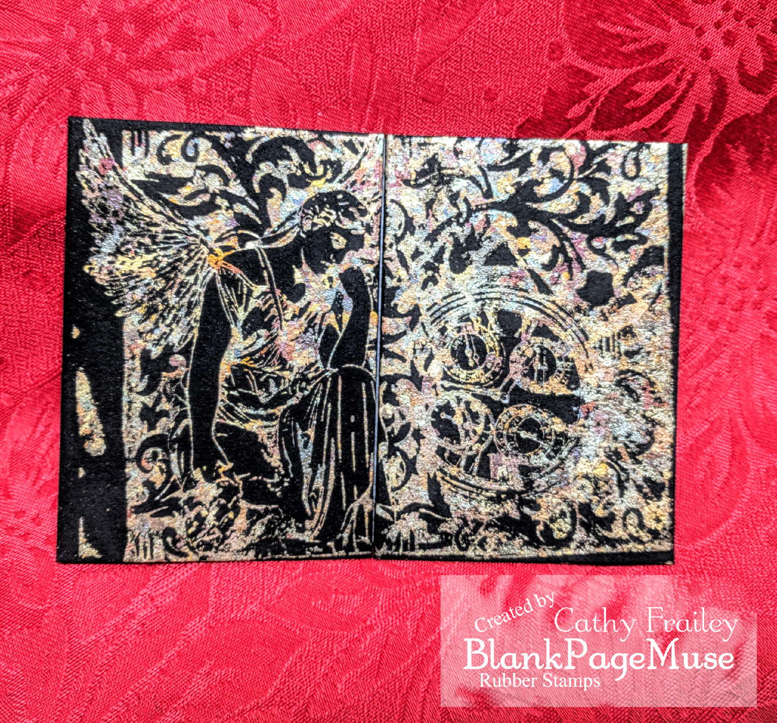 Blank Page Muse Atc Group Challenge