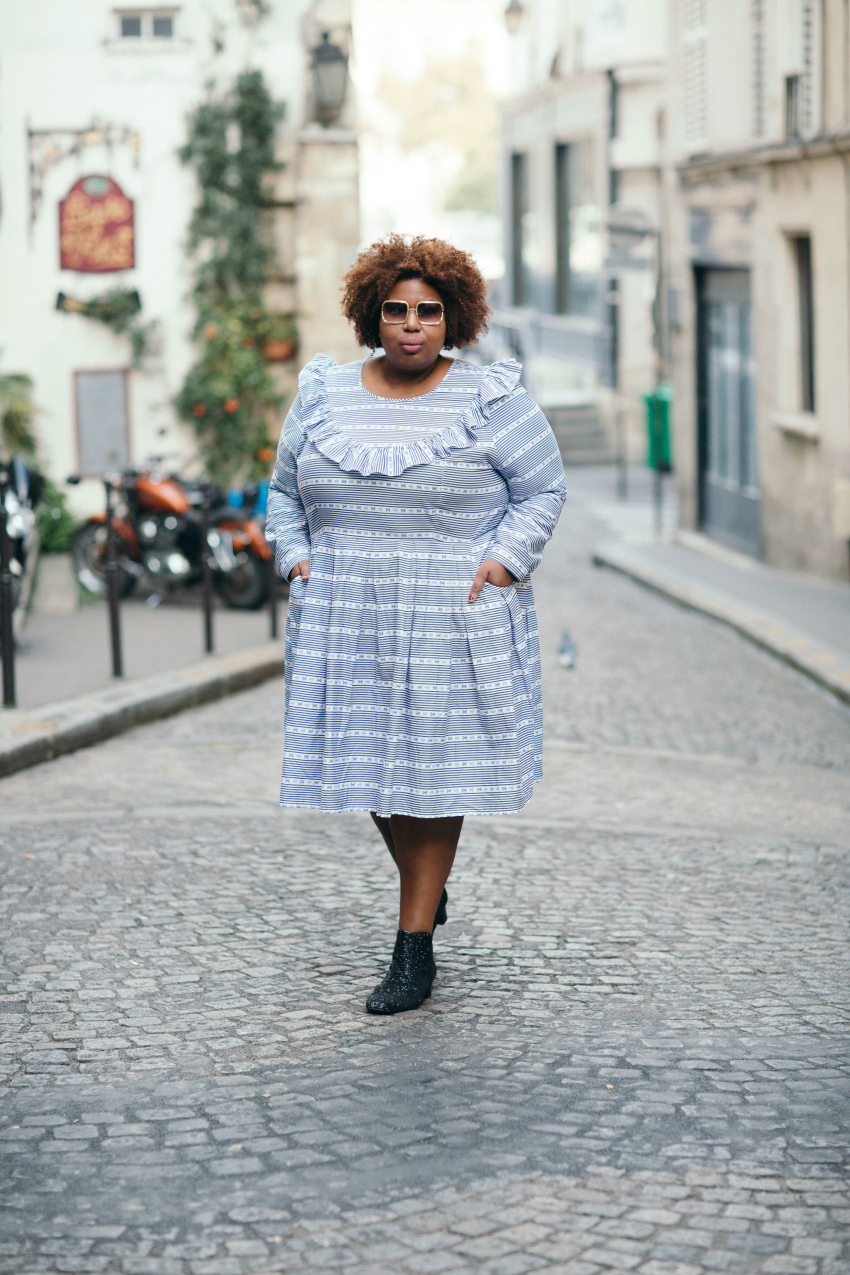 plus size in paris