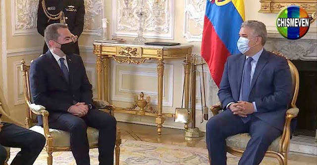 Gracias a Iván Duque pasaporte venezolano tendrá validad por 10 años en Colombia