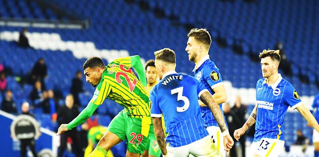 Brighton & Hove Albion vs West Bromwich Albion – Highlights