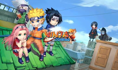Ninja coming Mod Apk + Data Download