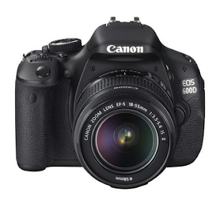 CANON EOS600D Digital Camera specification