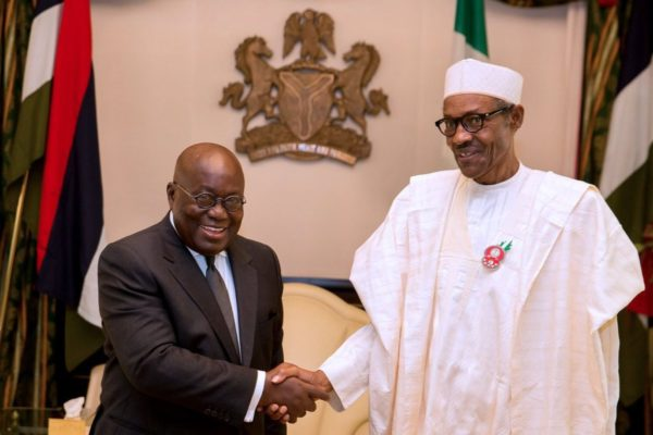 Nigeria, Ghana to explore new areas of business