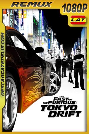 Rápido y Furioso: Reto Tokio (2006) 1080P BDREMUX Latino – Ingles