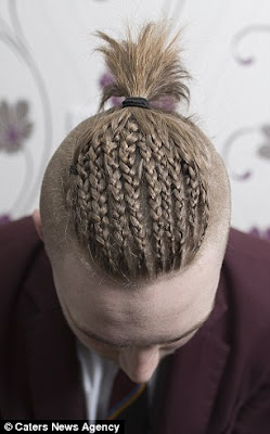 15 Year Old Boy Sent Home From School Over This Hairstyle In West