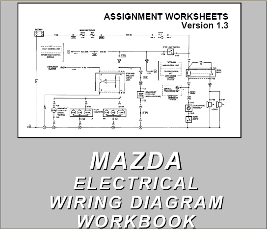 mazda 121 wiring diagram radio wiring diagram user manual