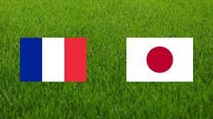 مباراة فرنسا واليابان اليوم