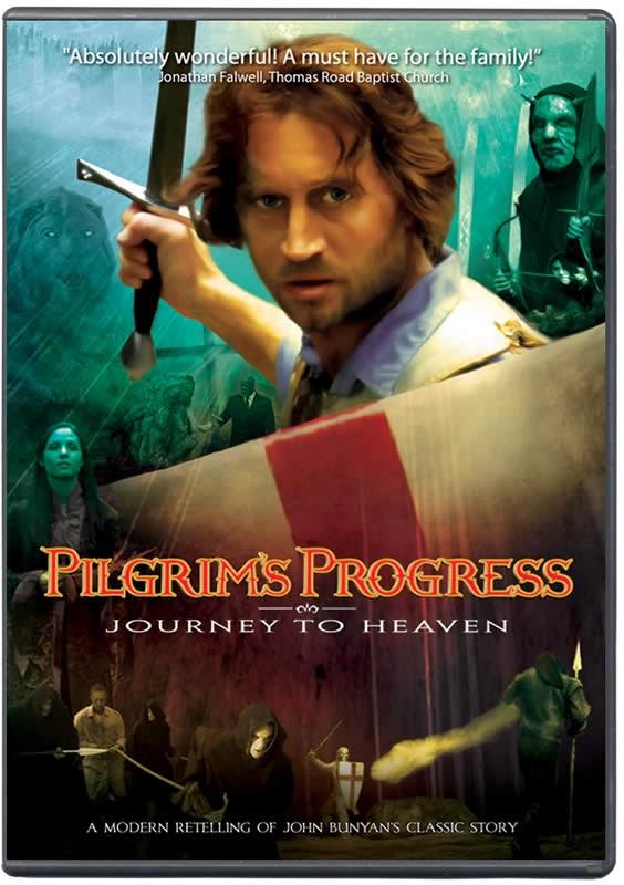 A Pilgrim's Song: Movie Review: Pilgrim's Progress (Journey