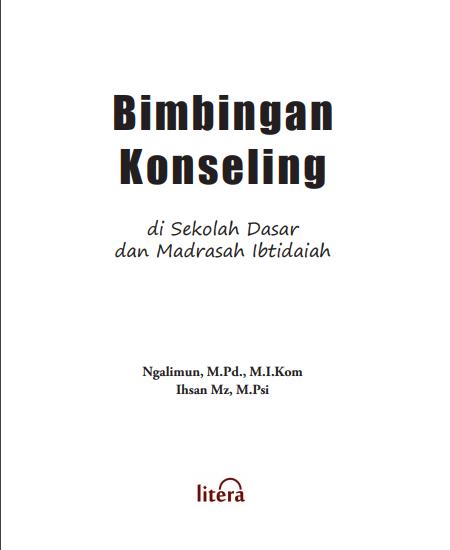 Buku Bimbingan Konseling di Sekolah Dasar dan Madrasah Ibtidaiah  (Download PDF Gratis !!!!)