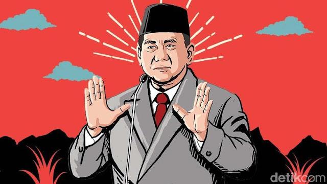 Prabowo: Pemerintah Bantah Omongan Sendiri 3 Tahun Lalu, Penasihatnya Ganti?
