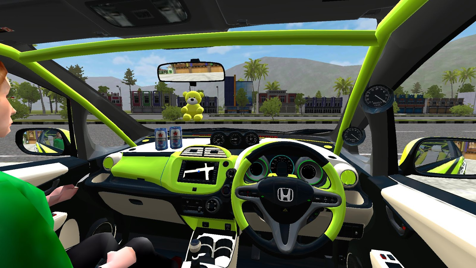6600 Koleksi Mod Mobil Honda Jazz Gratis Terbaru