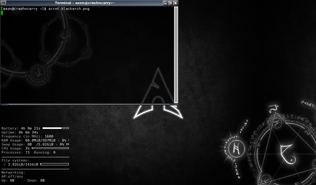 HiR Information Report: Introducing: BlackArch Linux