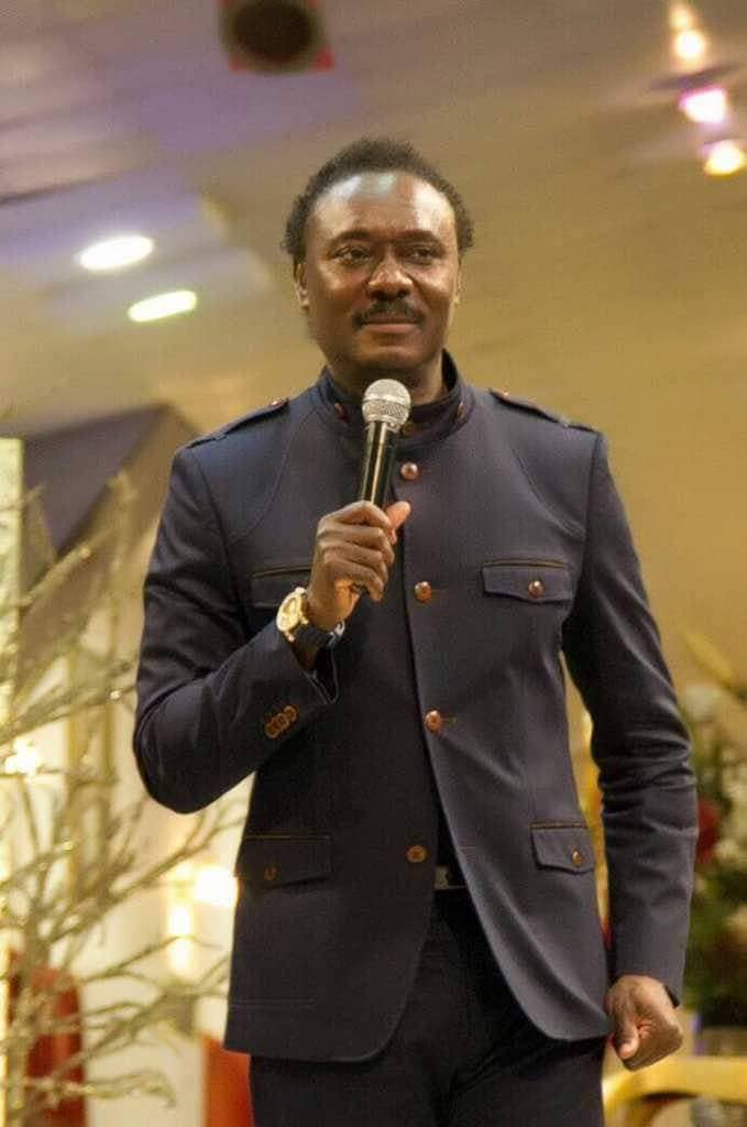 Rev Chris Okotie's letter to Adams Oshiomhole and Uche Secondus, as he plans to run for President.