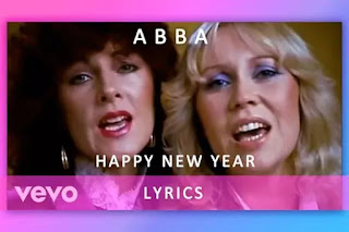 Happy New Year english song Lyrics, Karaoke and Translation by ABBA