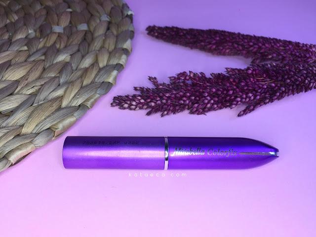 swatch lipstik mirabella