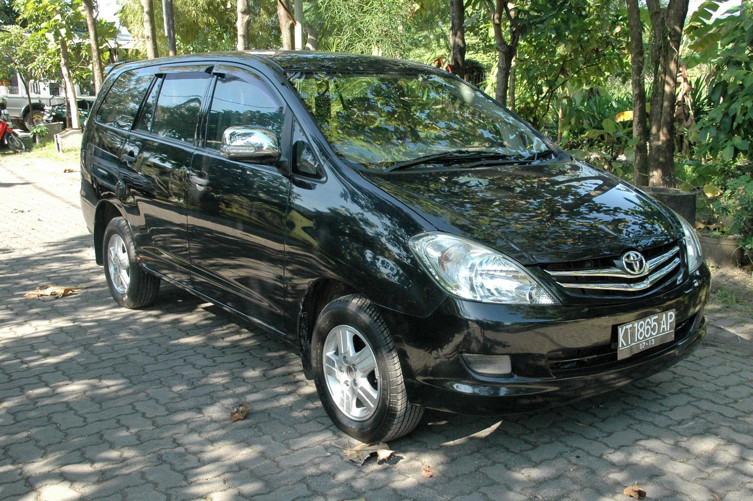 all new kijang innova v diesel toyota yaris trd automoda g 2008