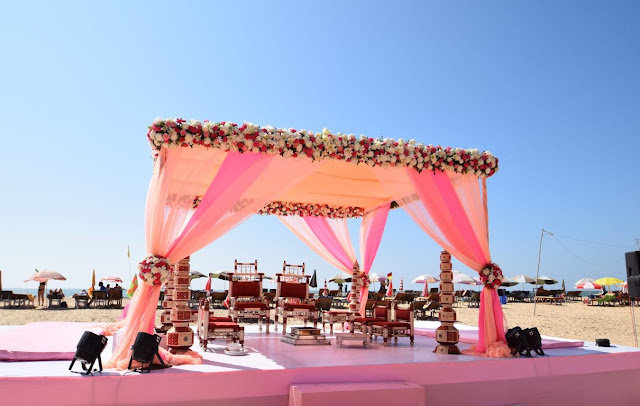Top destination wedding planners in delhi latest for Top 5 wedding destinations