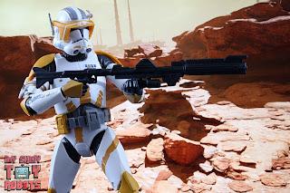 Star Wars Black Series Archive Clone Commander Cody 23