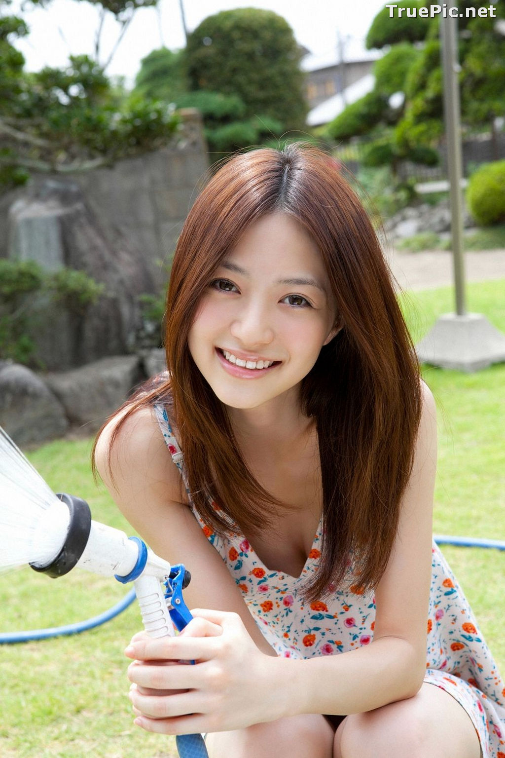 Image YS Web Vol.497 - Japanese Actress and Gravure Idol - Rina Aizawa - TruePic.net - Picture-4