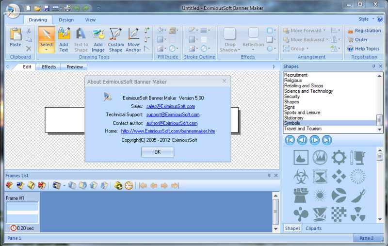 EximiousSoft Banner Maker 5.35 + (crack) PreActivated