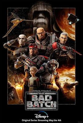 Star Wars: The Bad Batch (2021) S01 English Series 720p HDRip ESub x265 HEVC [E03]