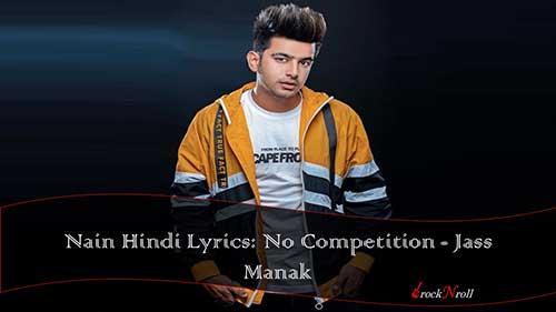 Nain-Hindi-Lyrics-Jass-Manak