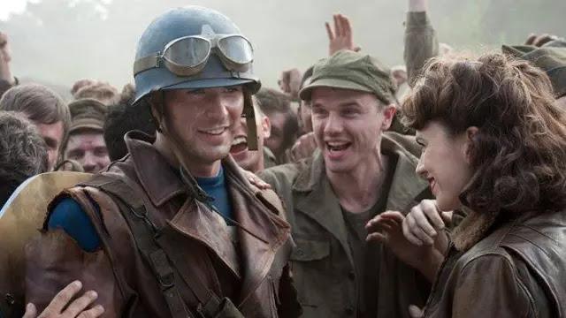 Review Film Captain America : The First Avenger 2011 - Pahlawan Super Amerika yang Hebat