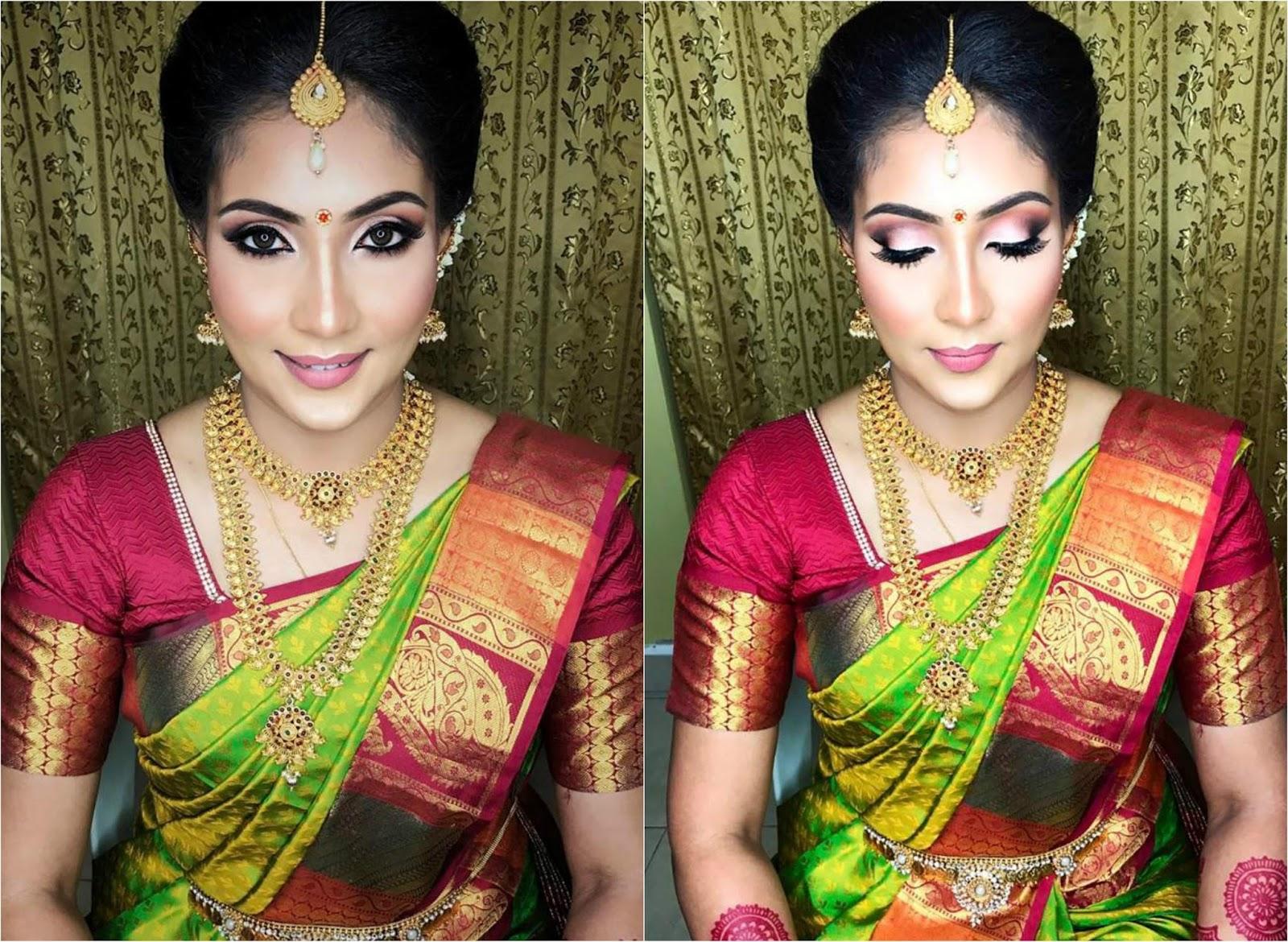 Shanti S Bridal Hair Makeup
