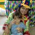 Comemoração do Dia das Crianças alegra pacientes internados no HO