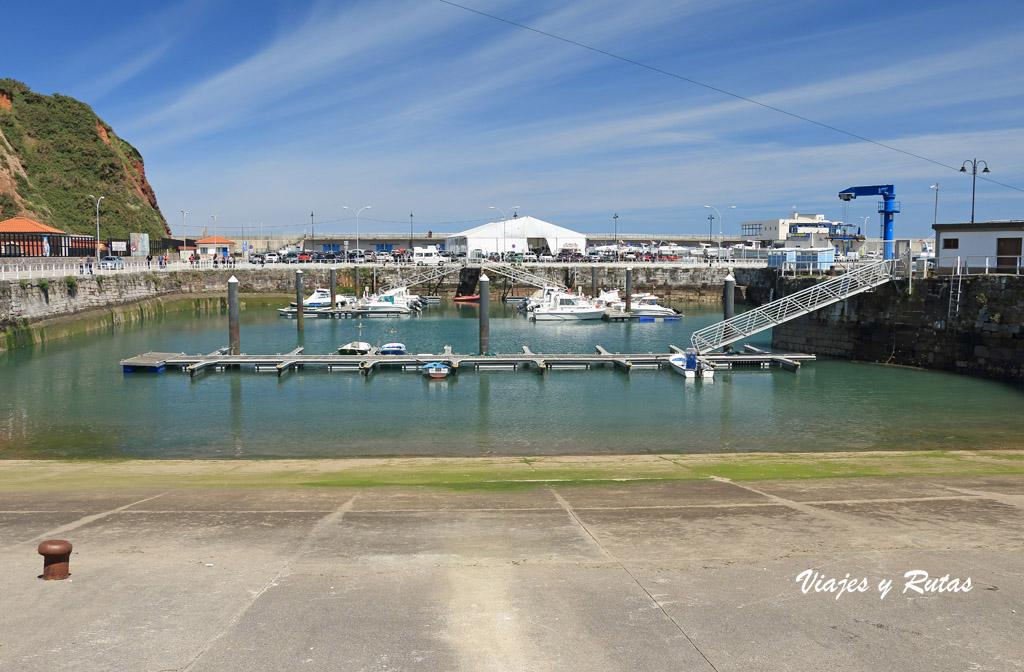 Puerto de Candás, Asturias