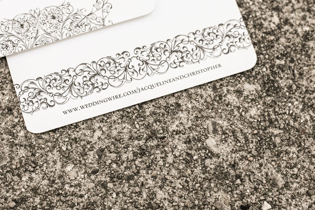 How Much Do Wedding Invites Cost: According To Jax: Our Wedding Invitations (+ How Much They