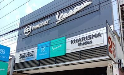 PIAGGIO VESPA KUDUS dealer resmi vespa indonesia membuka loker kudus dan membutuhkan SALES Lowongan Sales Counter Piaggio Vespa Kharisma Kudus