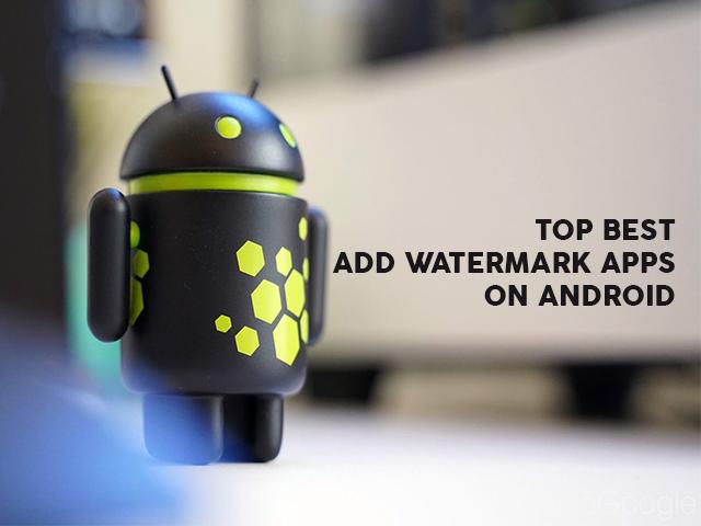 Cara Menambahkan Watermark pada Gambar atau Foto via Android