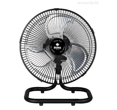 Kipas Meja (Desk Fan)