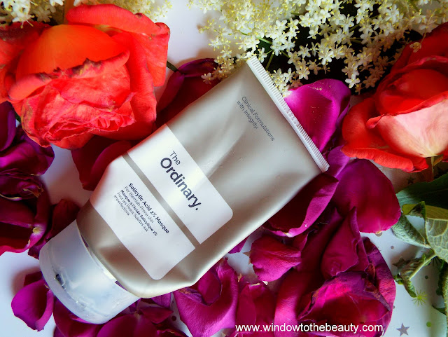 The Ordinary face mask