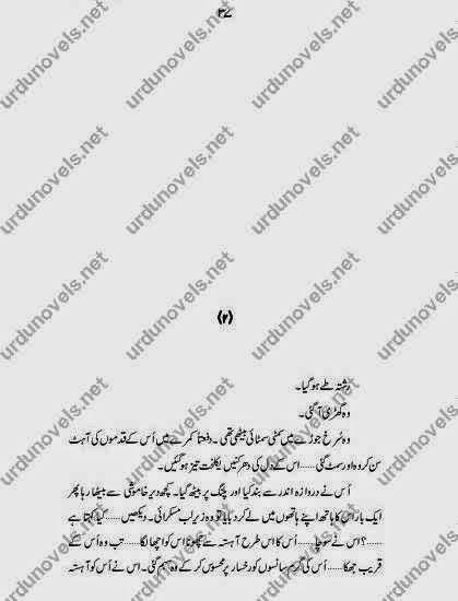Free Urdu Digests: Naddi by Shamoel Ahmed Online Reading.