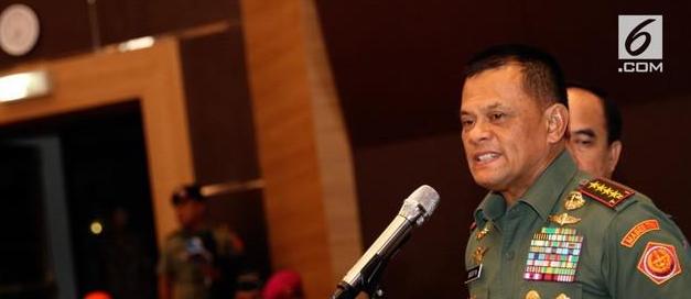 Jokowi Minta Kabinet Kerja tak Buat Gaduh, Ini Respon Jenderal Gatot