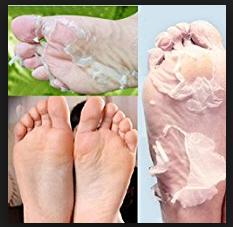 masque exfolient pieds