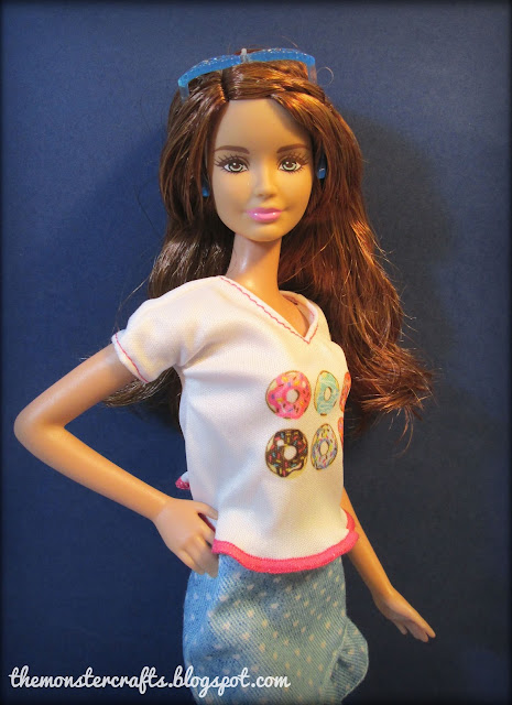 barbie fashionistas charlie bell review