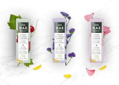 Blog PurpleRain NAE routine hydratante pour le visage